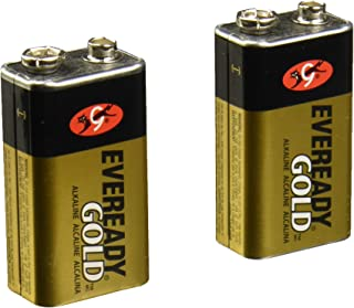 Energizer Holdings EVEA522BP2 Eveready Alkaline General Purpose Battery
