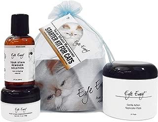 Eye Envy Cat Tear Stain Remover Starter Kit
