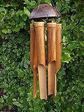 MEDIUM BAMBOO WINDCHIME/wind chime - Handmade in Bali - 45cm