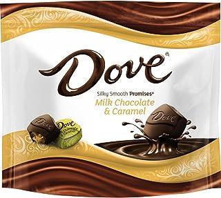 Dove Promises Caramel and Milk Chocolate Candy Bag, 7.61 Oz
