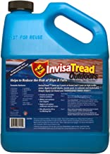 InvisaTread Outdoors IVTP128 1-Gallon Slip Resistant Treatment for Tile and Stone