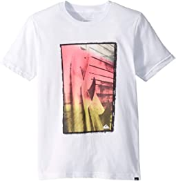 Quiver Gradient Tee (Big Kids)