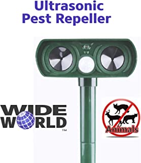 Best solar animal repeller anglink Reviews