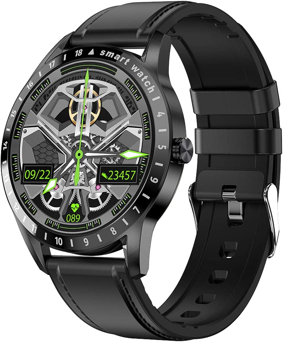"""Smart Watch 67% OFF of fixed price for Cheap Android iOS AMOL 1.39"""" Hamshine SmartWatch"""