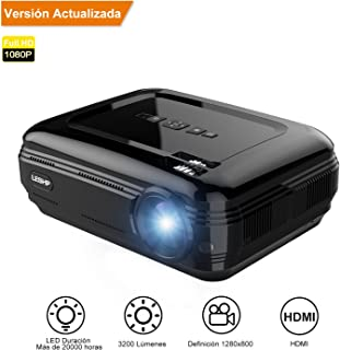 Amazon.es: 3000:1 - 5000:1 - Proyectores / TV, vídeo y home cinema ...