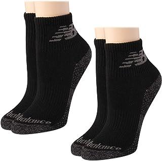 Women's Athletic Cushion Comfort Quarter Cut Socks with...
