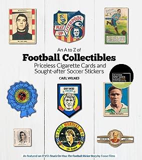 مجموعه ای از A-Z-Z: کارت های سیگار بی ارزش و استیکرهای پس از فوتبال