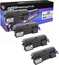Speedy Inks Compatible Toner Cartridge Replacement for Ricoh 407316 12000 Page Yield| Extra High Yield (Black, 4-Pack)