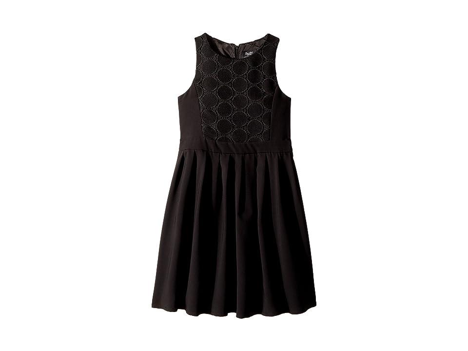Bardot Junior Miami Dress (Big Kids) (Black) Girl