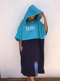 comprar comparacion Slab- Poncho Blue Talla M/L