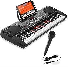 Hamzer 61-Key Electronic Keyboard Portable Digital Music Pia