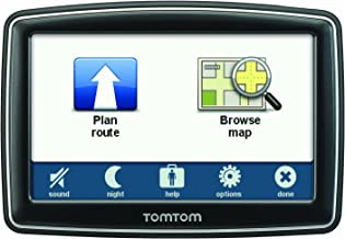TomTom XL 350 4.3-Inch Portable GPS Navigator