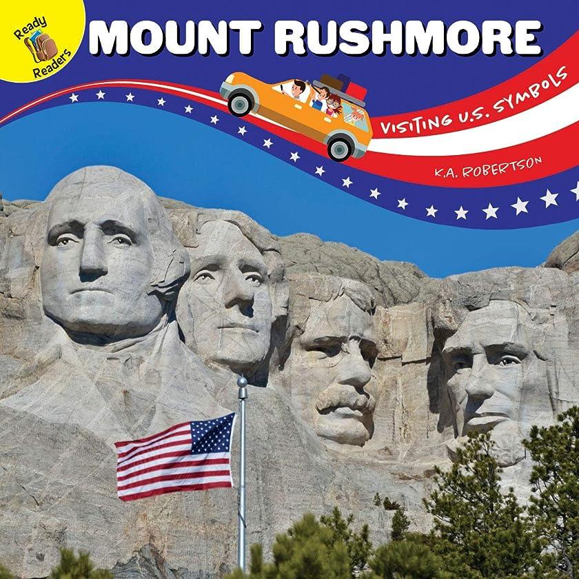 代表団バンケット週間Visiting U.S. Symbols Mount Rushmore (English Edition)