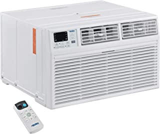 8,000 BTU Through The Wall Air Conditioner, Cool with Heat, 115V