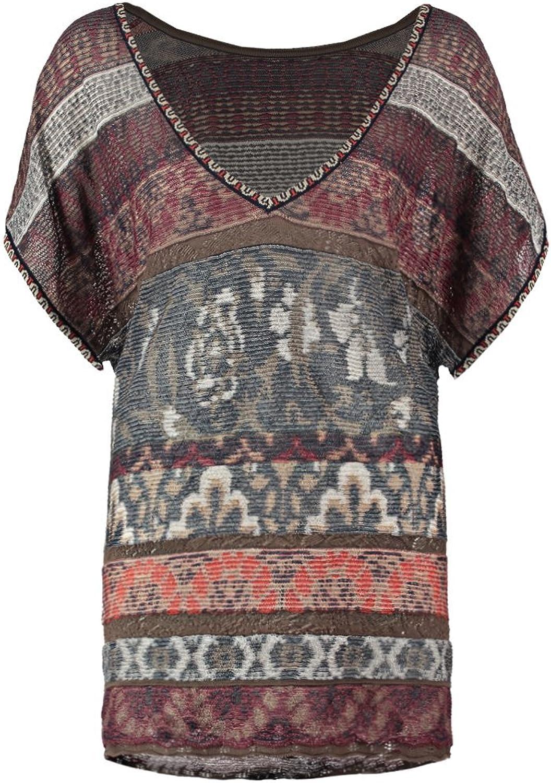 IVKO Loose Stitch Tunic, Mgoldcco Pattern