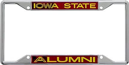 University of S14799 Acrylic Classic License Plates WinCraft Iowa