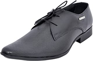 Maplewood Newport Black Formal Shoes for Men
