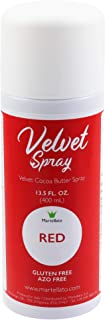 Martellato Red Velvet Spray 13.5 Ounce (400ml)