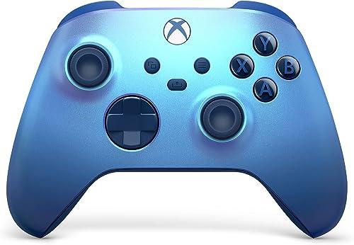 Manette Xbox sans Fil - Aqua Shift