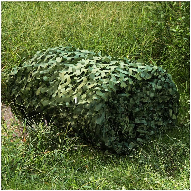 遮光ネット迷彩ネット カモフラージュネットミリタリーカモフラージュネットオックスフォードカモフラージュネット/カモフラージュカバーハンティングキャンプハイドに適しています様々なサイズと色があります 屋外の日陰の庭に適しています (Size : 10*10m)