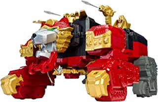 Power Rangers Ninja Steel - Lion Fire Fortress Zord playset