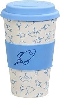 Funko Disney: Colour Block: Bamboo Lidded Mug: To Infinity And Beyond - UT-DI06454