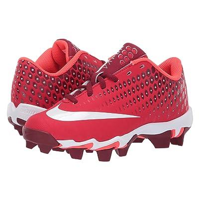 Nike Kids Vapor Ultrafly 2 Keystone Baseball (Little Kid/Big Kid) (University Red/White/Team Red) Boys Shoes
