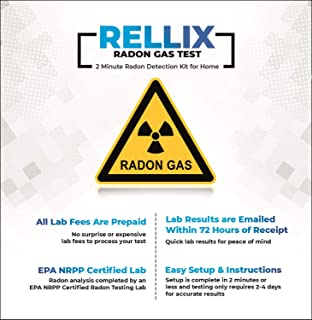 7 day radon test