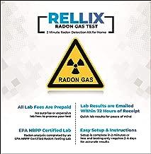Best pro lab radon gas test kit instructions Reviews