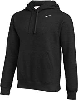 Nike Men's Hoodie Black/White nkCJ1611 010