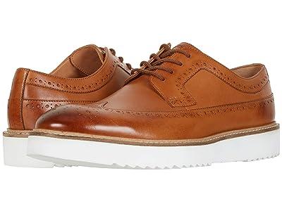 Clarks Ernest Limit (Tan Leather) Men