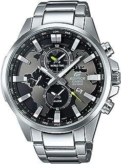 Casio Edifice Analog Black Dial Men's Watch - EFR-303D-1AVUDF (EX295)