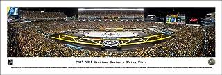 NHL 2017 Stadium Series - Penguins vs Flyers - Blakeway Panoramas Poster