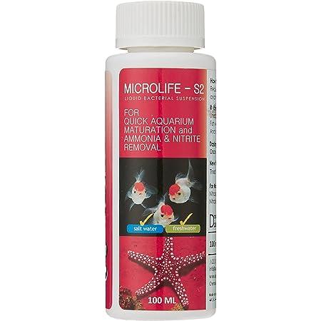 Aquatic Remedies Micro Life S2 Aquarium Water Conditioner, 100 ml