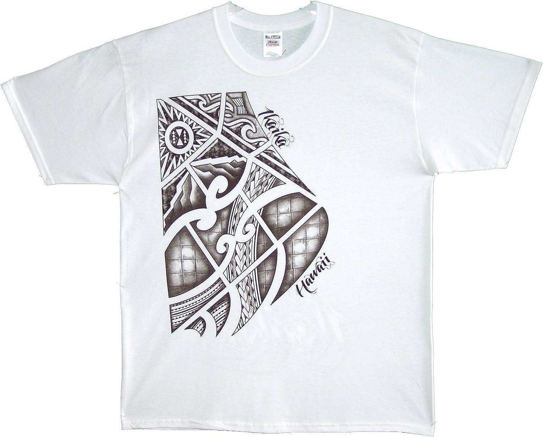 RJC Maui Imprint Ikaika Strength Pre-Shrunk Cotton T-Shirt