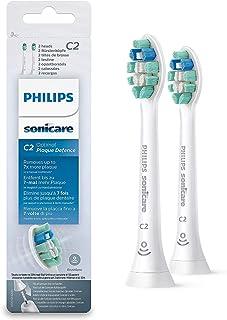 Philips HX9022/10 Philips Sonicare HX9022/10 - Optimal Plaque Defence - Sonic Şarjlı Diş Fırçası Yedek Başlıkları - 2'li B...