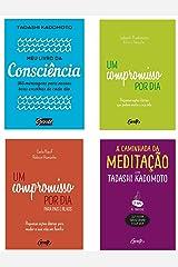 Coleção Tadashi Kadomoto - 4 Livros Capa dura