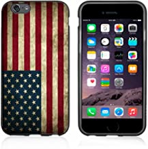 USA American Flag Grunge Case/Cover for iPhone 6 or 6S by Atomic Market