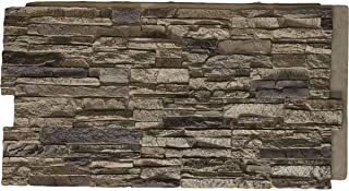 Best stone look exterior panels Reviews