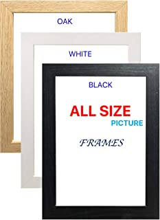 Frames A1, A2, A3, A4, A5.A6 - Póster, Blanco, 36x24 Inch