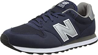 New Balance Men's 500 Core Trainers, Blue (Blue Trz), 10 UK 44.5 EU