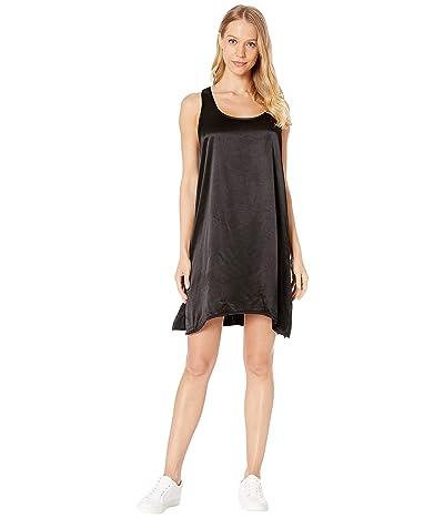 Hard Tail A-Line Tank Dress (Black) Women
