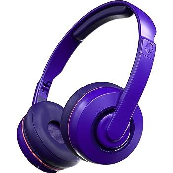 Skullcandy Cassette Wireless Over-Ear Headphone - Retro Purple