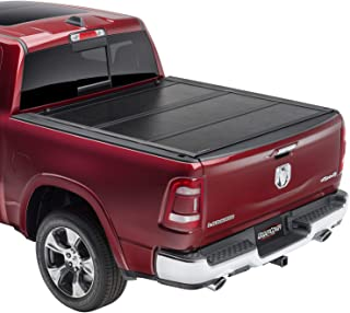 UnderCover Flex Hard Folding Truck Bed Tonneau Cover | FX41007 | fits 2007-2019 Toyota Tundra 5.5ft Short Bed Crew MAX