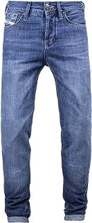 John Doe Herren Original Jeans/Light Blue Used Hose