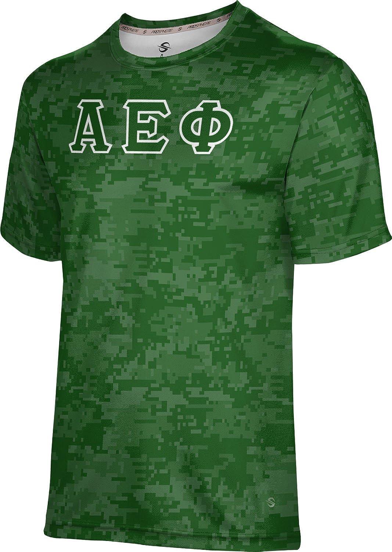 ProSphere Alpha Epsilon Weekly update Phi T-Shirt Men's New York Mall Digital Performance
