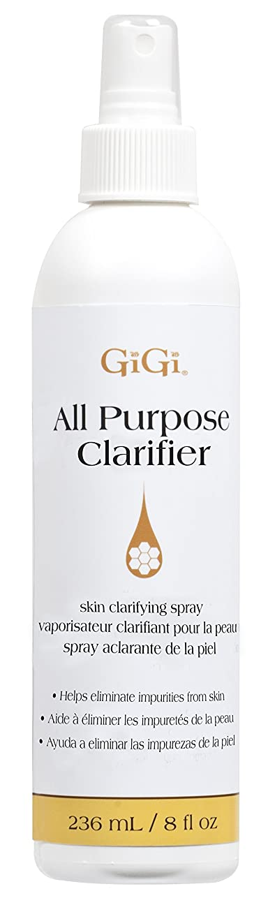 変更可能現実には起こりやすいGIGI All Purpose Clarifier 8 oz by GiGi