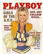 november 1998 playboy magazine