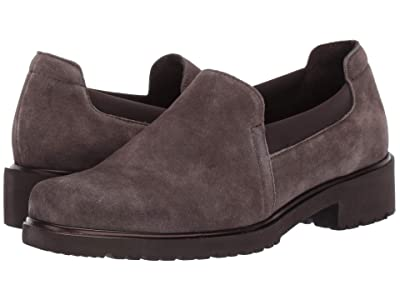 Munro Becca (Brown Suede) Women