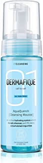Dermafique Aquaquench Cleansing Mousse, Blue, 150ml